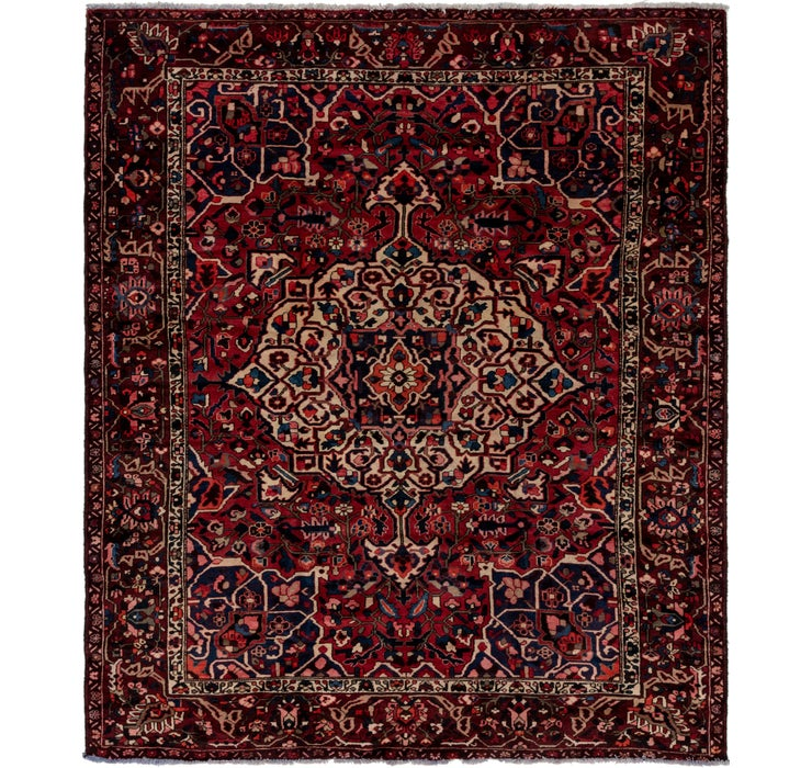 9' 4 x 11' 4 Bakhtiar Persian Rug