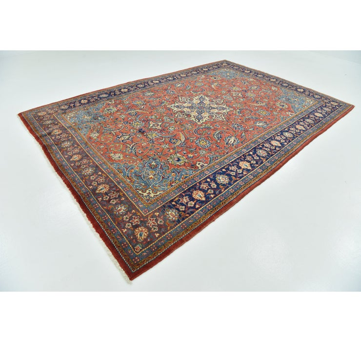 235cm x 348cm Sarough Persian Rug