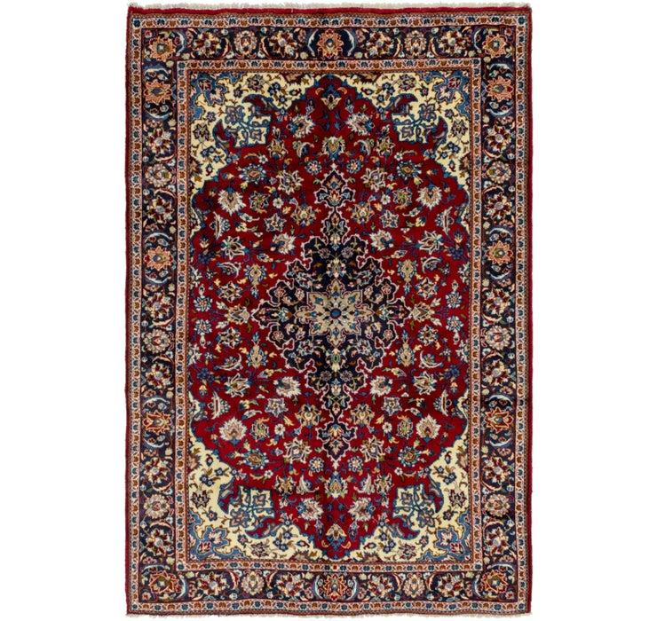 203cm x 305cm Isfahan Persian Rug