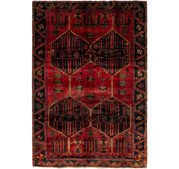 183cm x 282cm Shiraz Persian Rug