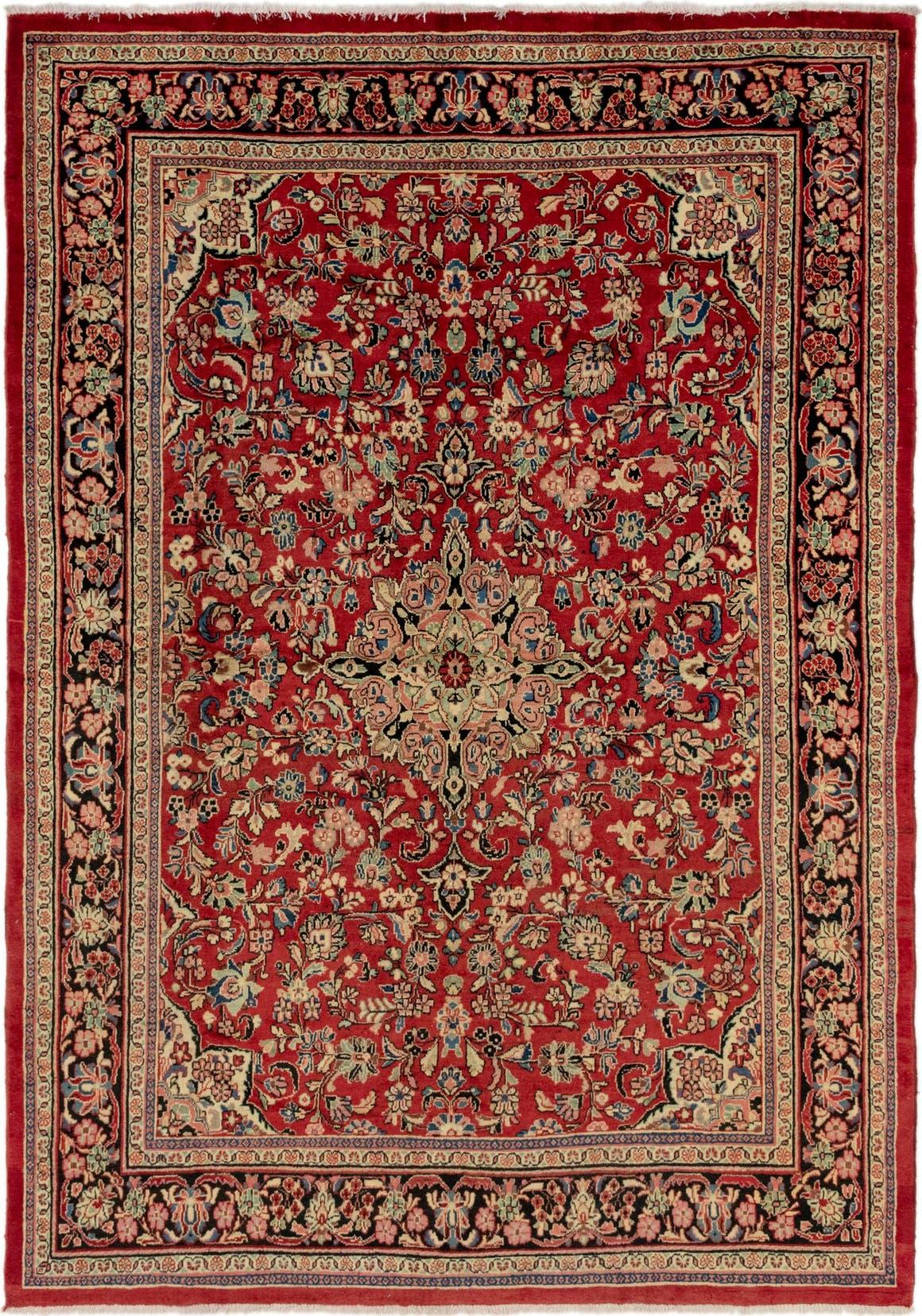 8' 8 x 12' 8 Meshkabad Persian Rug main image