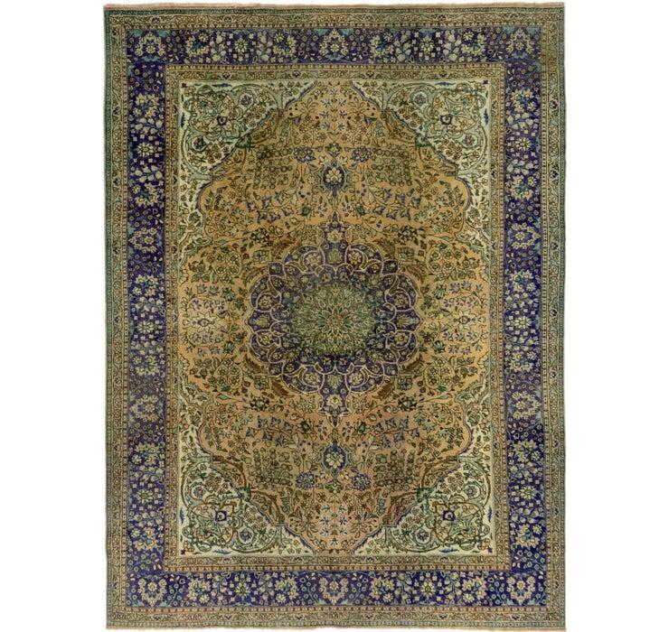 265cm x 358cm Tabriz Persian Rug