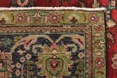 9' x 11' 7 Tabriz Persian Rug thumbnail