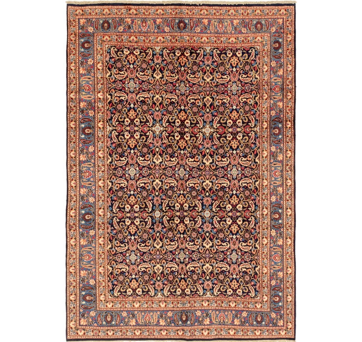7' 2 x 10' 6 Mood Persian Rug
