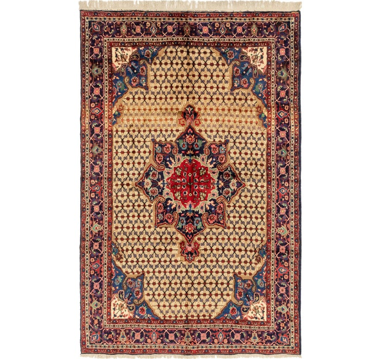 200cm x 323cm Songhor Persian Rug