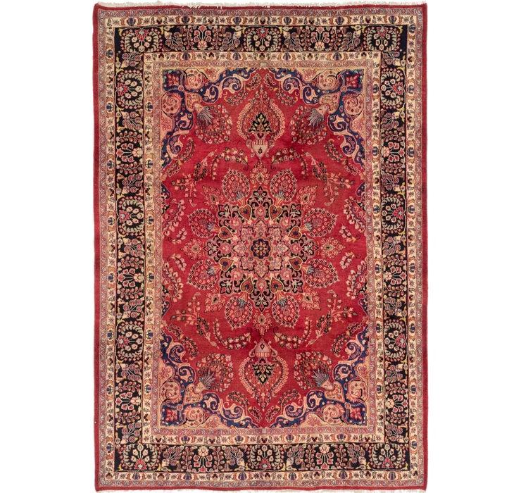 208cm x 300cm Birjand Persian Rug