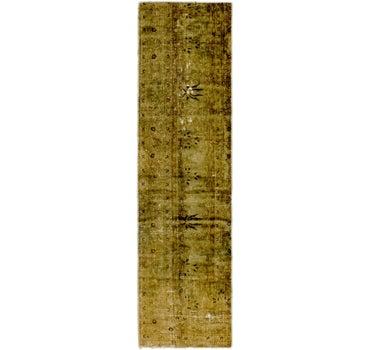 3' x 8' Ultra Vintage Persian Runner Rug main image