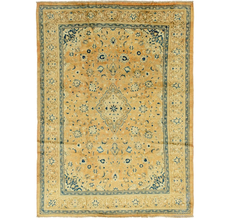 9' x 12' 5 Farahan Persian Rug