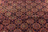 6' 10 x 8' 7 Meshkin Persian Square Rug thumbnail