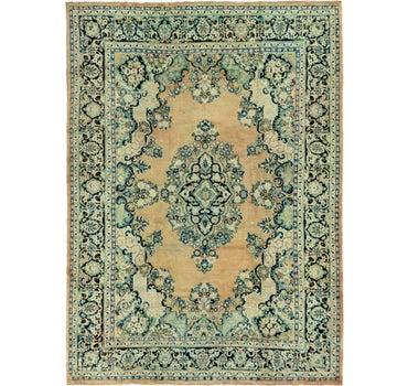 9' 5 x 13' 4 Meshkabad Persian Rug main image