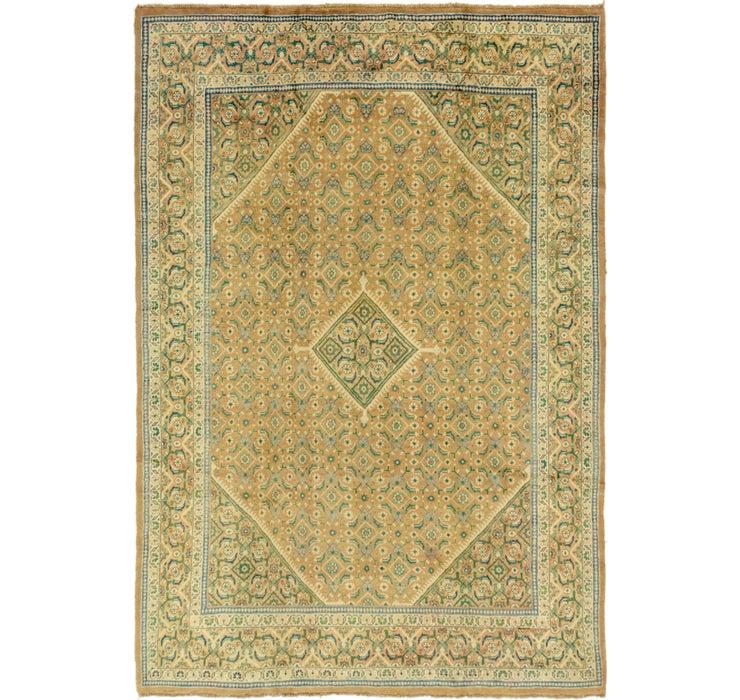 275cm x 390cm Farahan Persian Rug