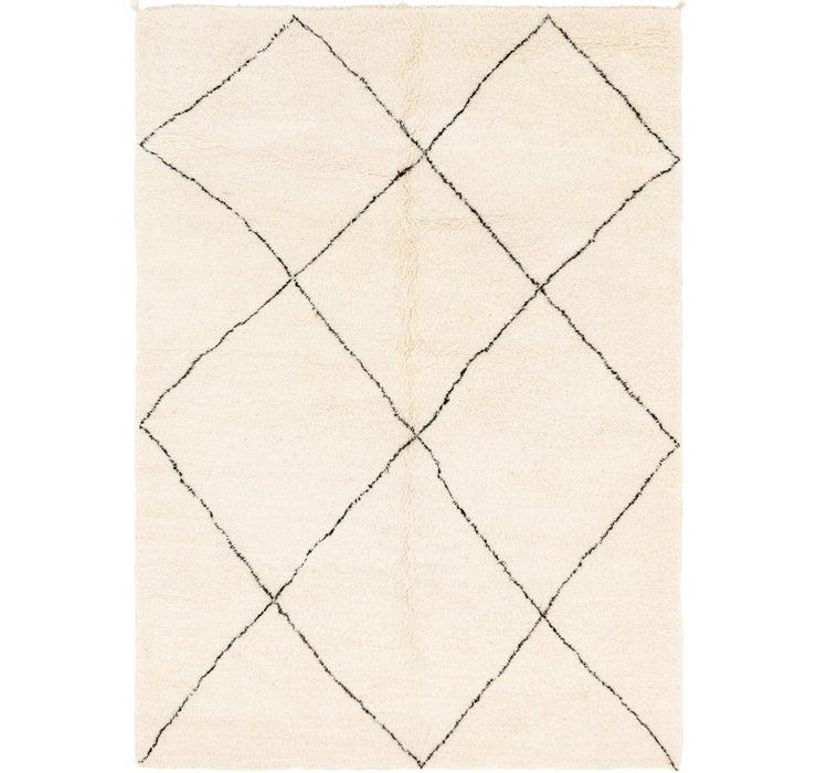 6' 8 x 9' 9 Moroccan Rug