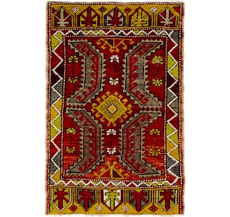 1' 10 x 2' 10 Anatolian Rug