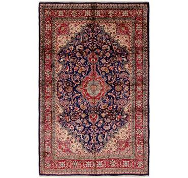 6' 6 x 10' 7 Farahan Persian Rug