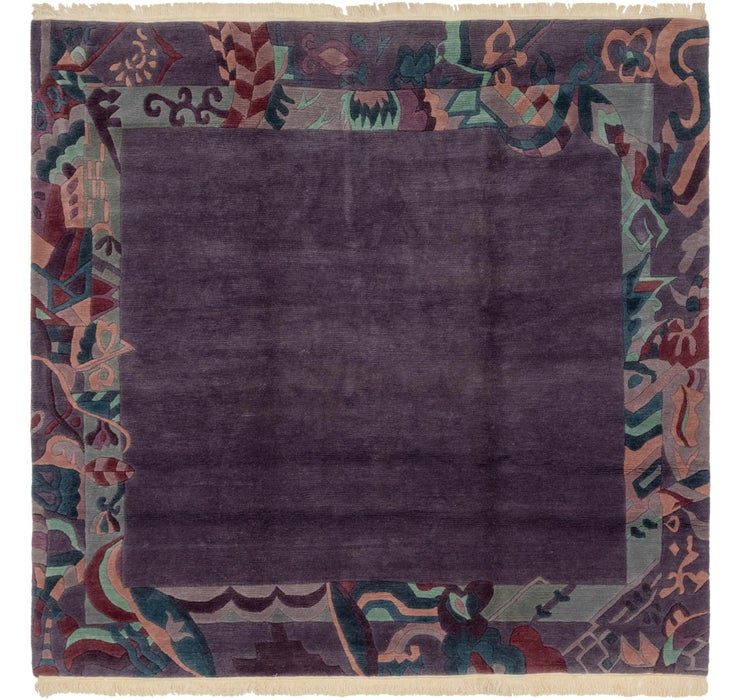 8' 2 x 8' 3 Nepal Square Rug