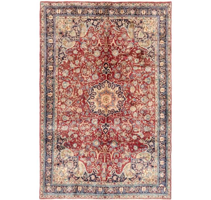208cm x 310cm Birjand Persian Rug