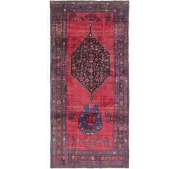Image of 4' x 8' 9 Kelardasht Persian Runn...