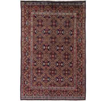 6' 7 x 10' 2 Mood Persian Rug main image
