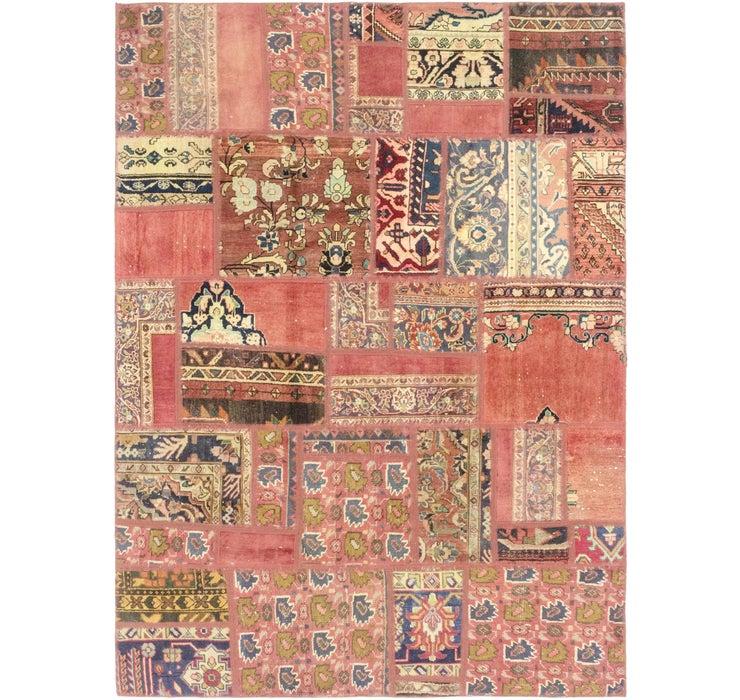5' 6 x 9' 8 Ultra Vintage Persian Rug