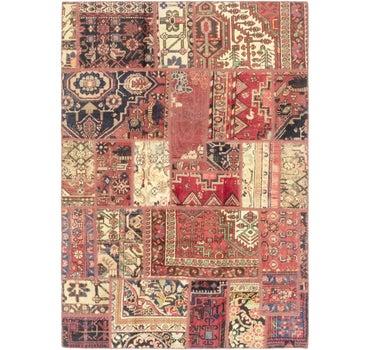 5' 4 x 7' 7 Ultra Vintage Persian Rug main image