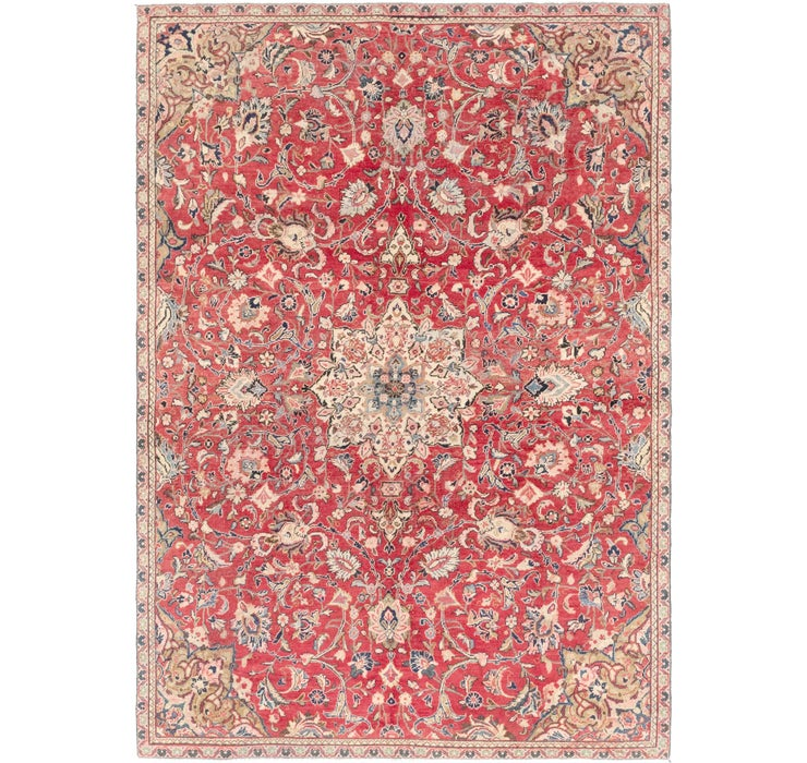 7' x 10' 2 Farahan Persian Rug