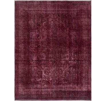 9' 5 x 11' 10 Ultra Vintage Persian Rug main image