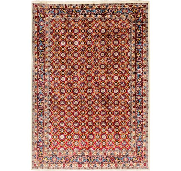 203cm x 290cm Shirvan Persian Rug
