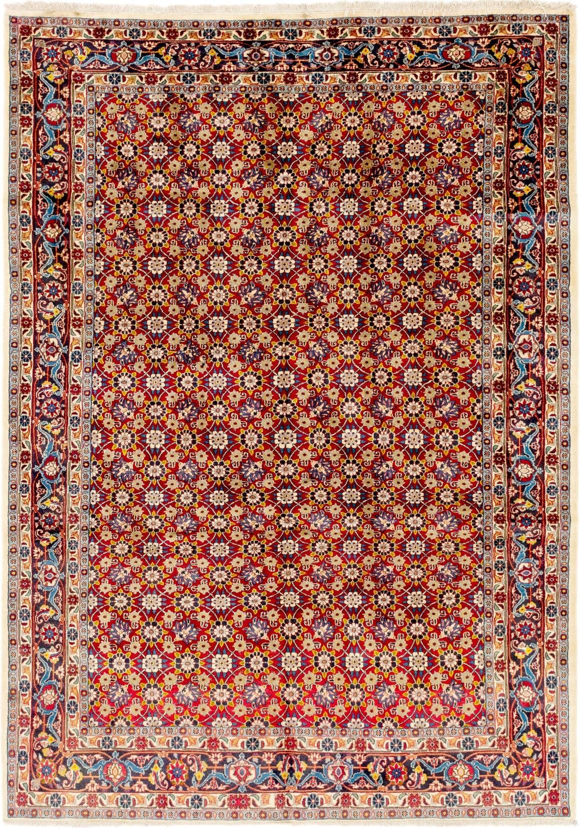 6' 8 x 9' 6 Shirvan Persian Rug main image