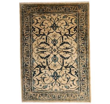 6' x 10' Meshkabad Persian Rug main image