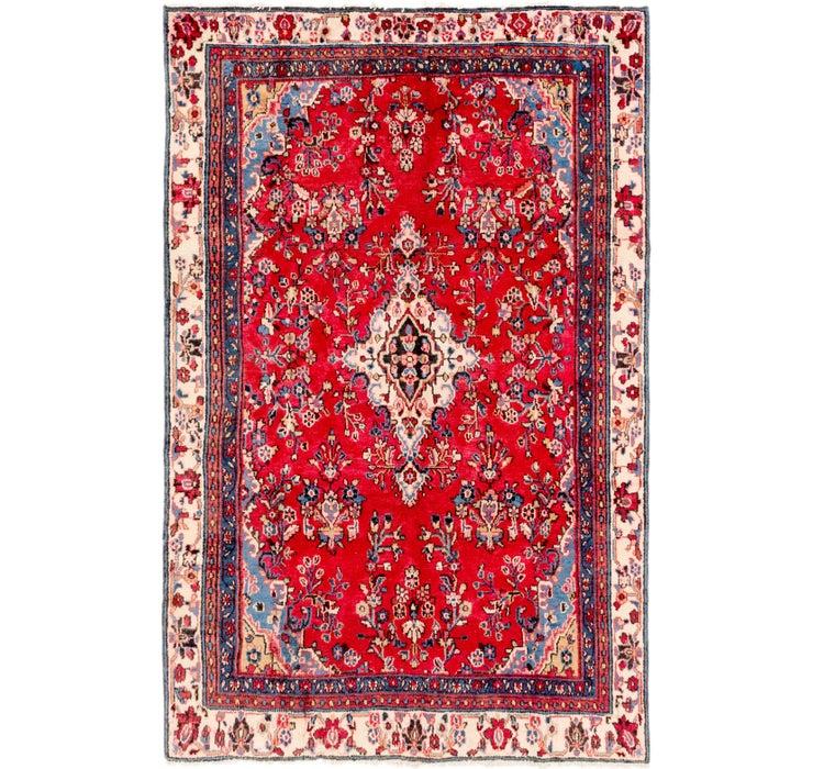 5' 10 x 9' 2 Liliyan Persian Rug