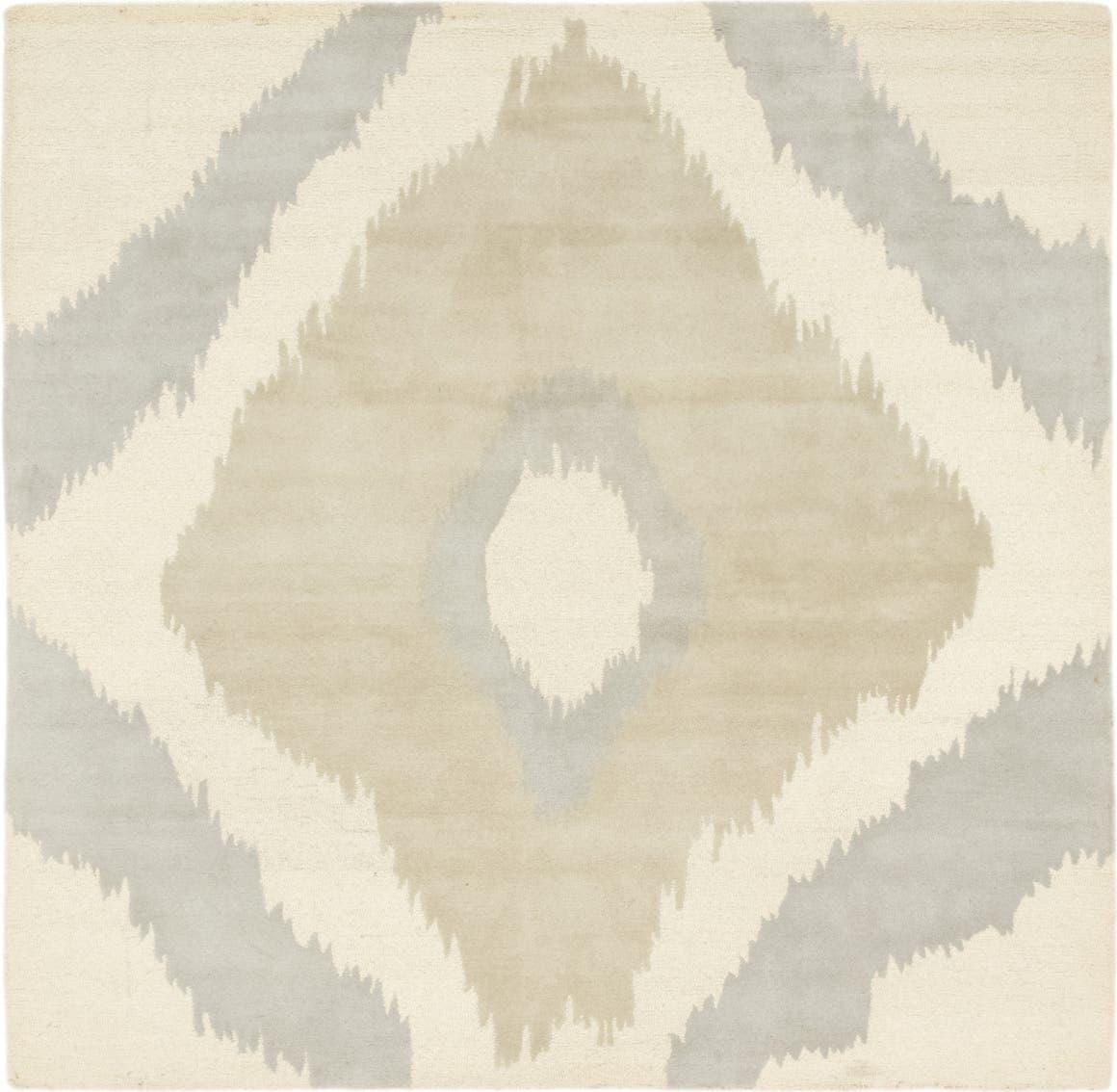 7' 10 x 8' Luna Square Rug main image