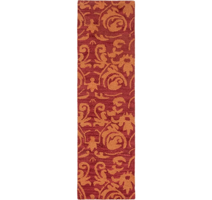 60cm x 213cm Classic Agra Runner Rug