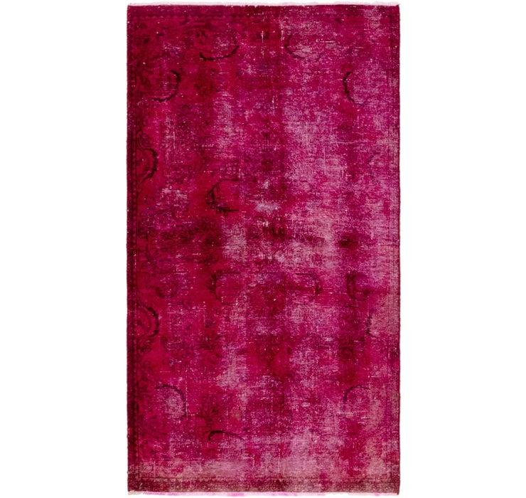 3' 6 x 6' 4 Ultra Vintage Persian Rug