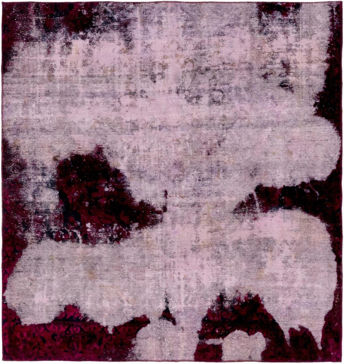 6' 8 x 6' 10 Ultra Vintage Persian Square Rug main image