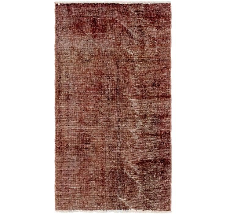 2' 10 x 5' 3 Ultra Vintage Persian Rug