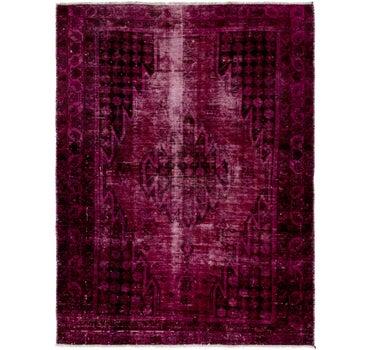 4' 4 x 6' Ultra Vintage Persian Rug main image