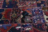 6' 2 x 9' Ultra Vintage Persian Rug thumbnail