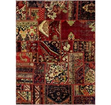 5' 8 x 7' 7 Ultra Vintage Persian Rug main image