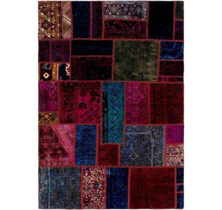 5' 3 x 7' 7 Ultra Vintage Persian Rug