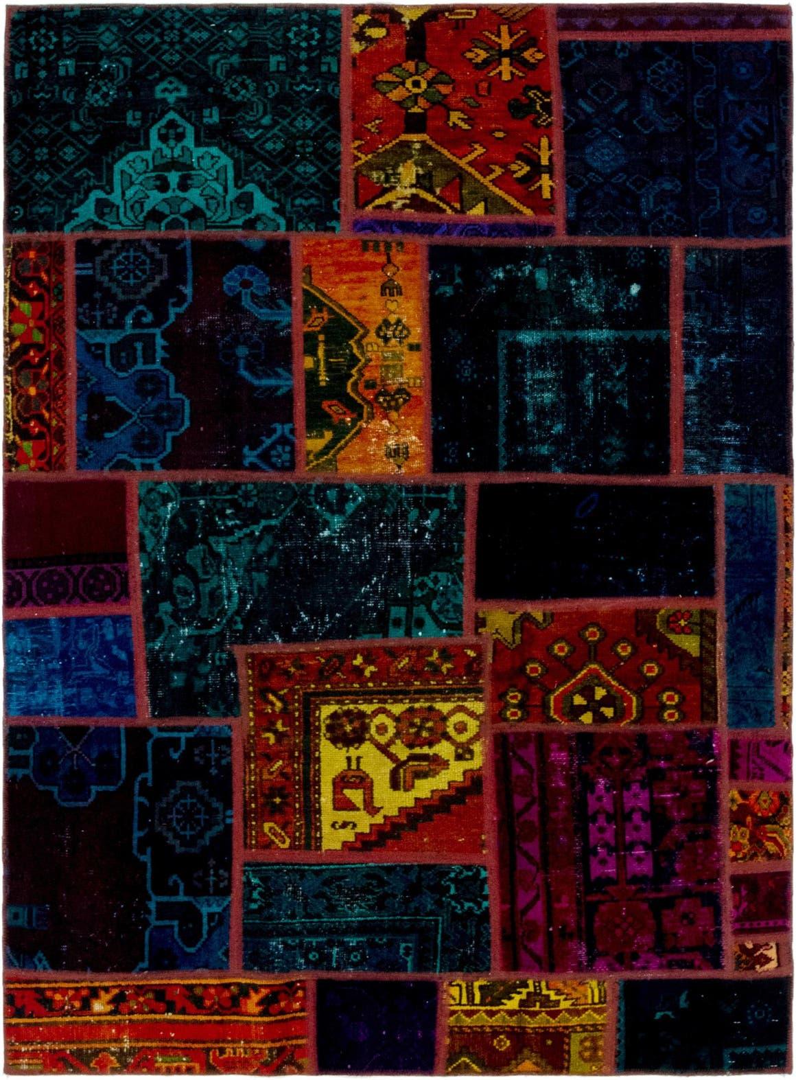 5' x 6' 10 Ultra Vintage Persian Rug main image
