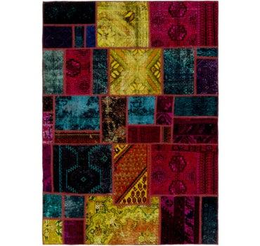 5' 6 x 7' 8 Ultra Vintage Persian Rug main image