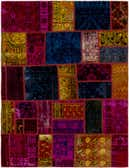 5' 10 x 7' 8 Ultra Vintage Persian Rug thumbnail