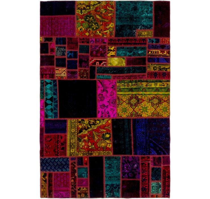 5' 5 x 8' 3 Ultra Vintage Persian Rug