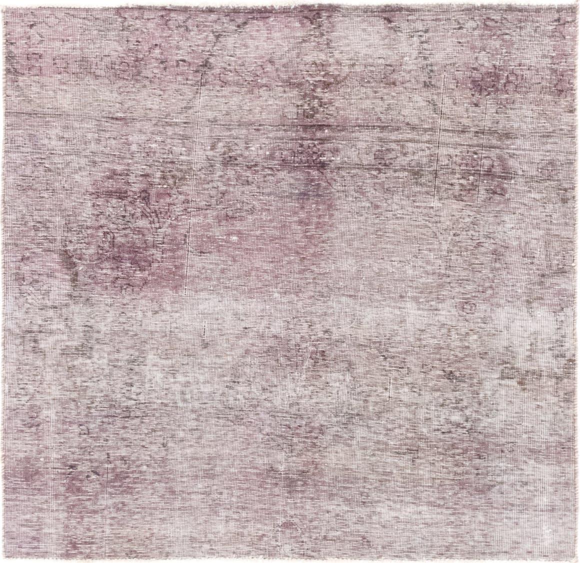 4' 2 x 4' 3 Ultra Vintage Persian Square Rug main image