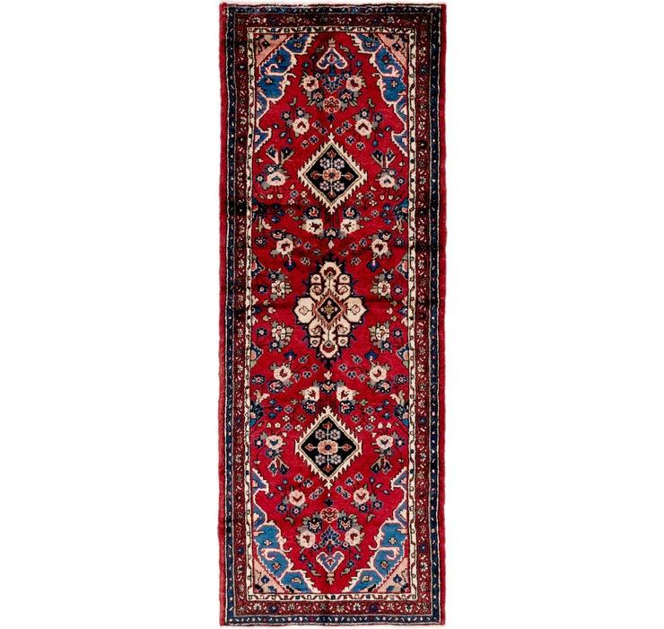 3' 7 x 9' 9 Shahrbaft Persian Runne...