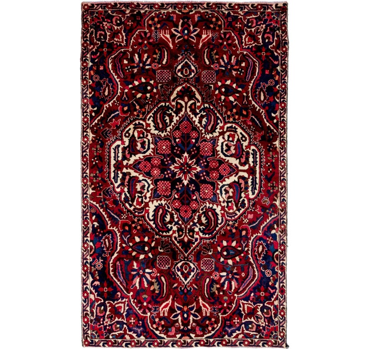 4' 6 x 7' 2 Bakhtiar Persian Rug