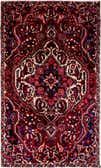 4' 6 x 7' 2 Bakhtiar Persian Rug thumbnail