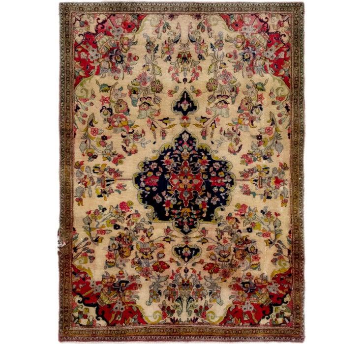 3' 6 x 5' Bidjar Persian Rug