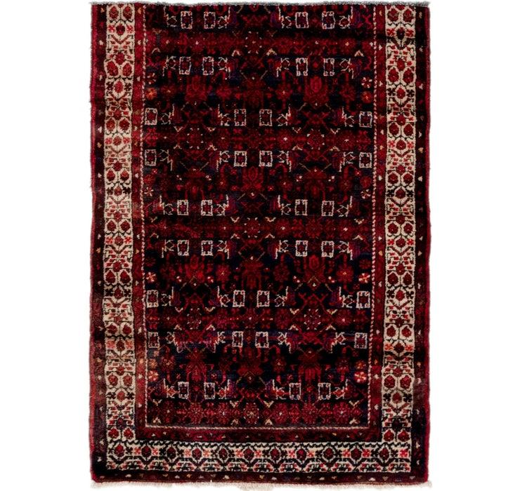 115cm x 165cm Shahsavand Persian Rug