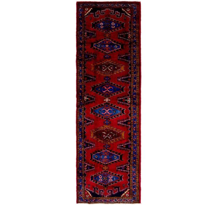 Image of 117cm x 400cm Viss Persian Runner Rug
